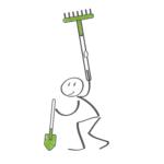 Baumpflege, Baumrodung